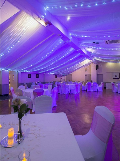 Wedding Function Room Grappenhall Warrington