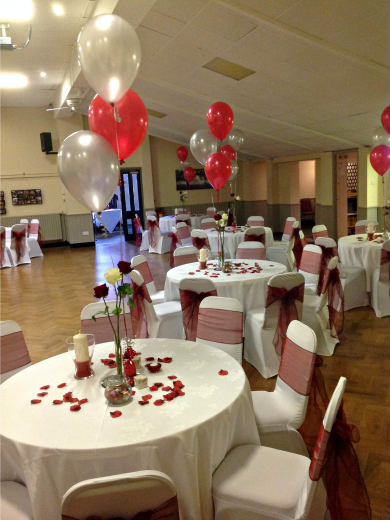 Intimate Wedding Reception Function Room Hire Grappenhall