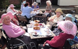Vintage Afternoon Tea at Grappenhall Community Centre