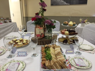 Afternoon Tea at Grappenhall Community Centre