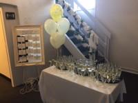 Grappenhall Wedding Reception Drinks