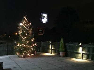 Grappenhall Tree Lighting Ceremony