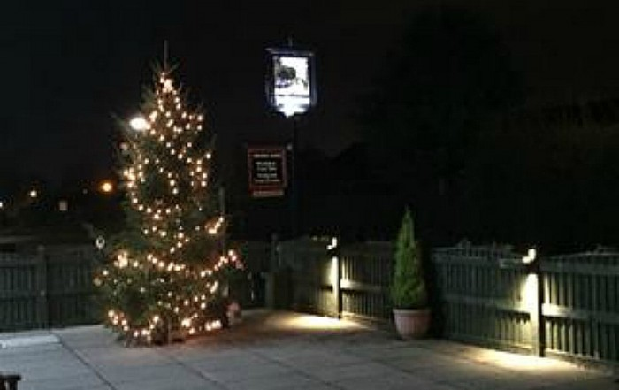 Grappenhall Tree Lighting Ceremony