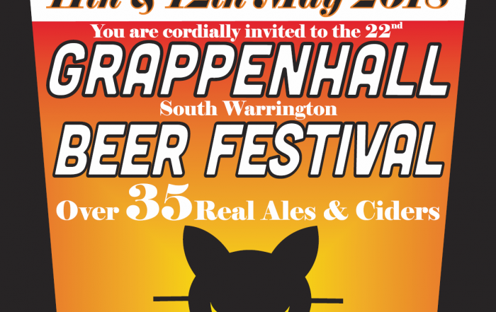 22nd Grappenhall Beer Festival