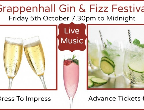Grappenhall Gin and Fizz Festival