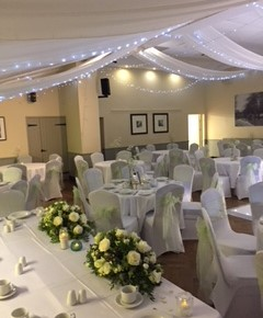 Grappenhall Wedding Function Room Hire