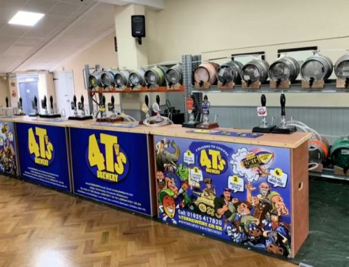 23rd Annual Grappenhall Beer Festival 10th & 11th May 2019
