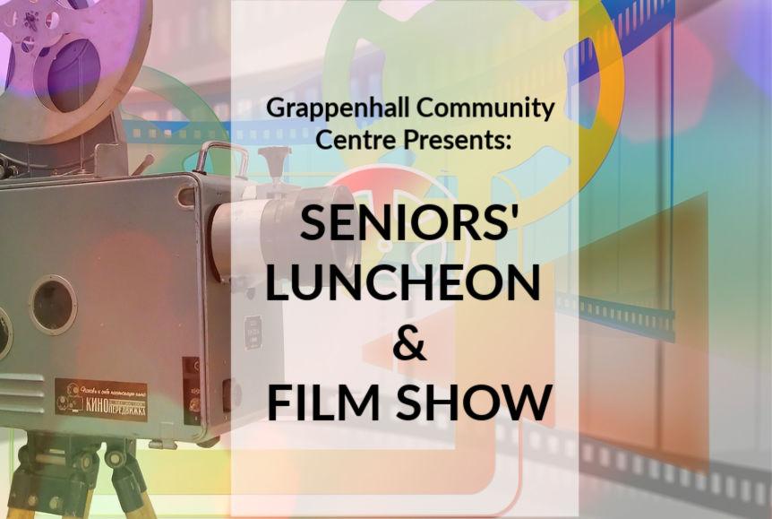 Grappenhall Community Centre Seniors Luncheon