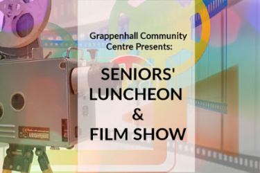 Grappenhall Community Centre Seniors luncheon