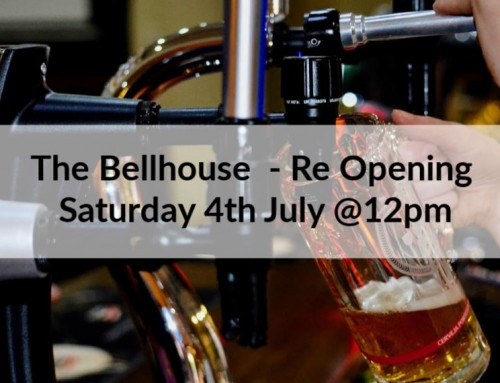 Welcoming You Back To The Bellhouse from 4th July 2020