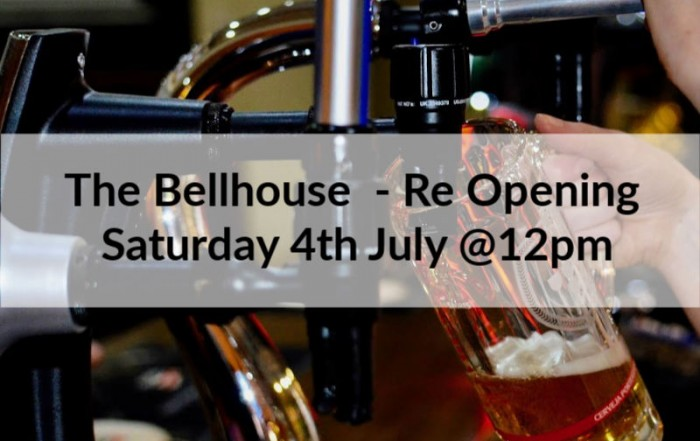 The Bellhouse Re-Opening